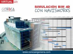 Curso simulación BIM 4D con Navisworks
